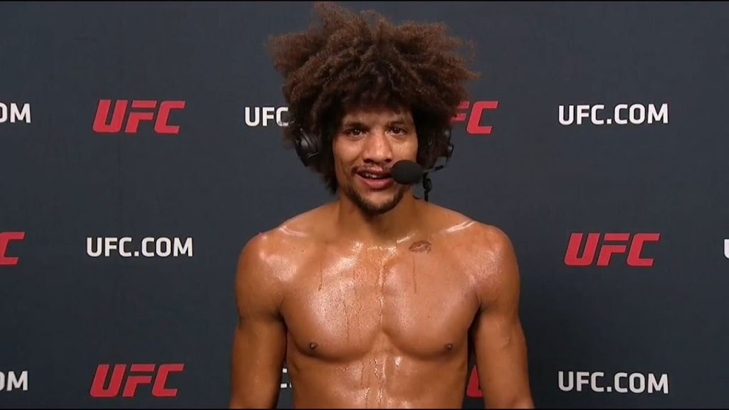 Alex Caceres wins unanimous decision over Kevin Croom at UFC Vegas 20