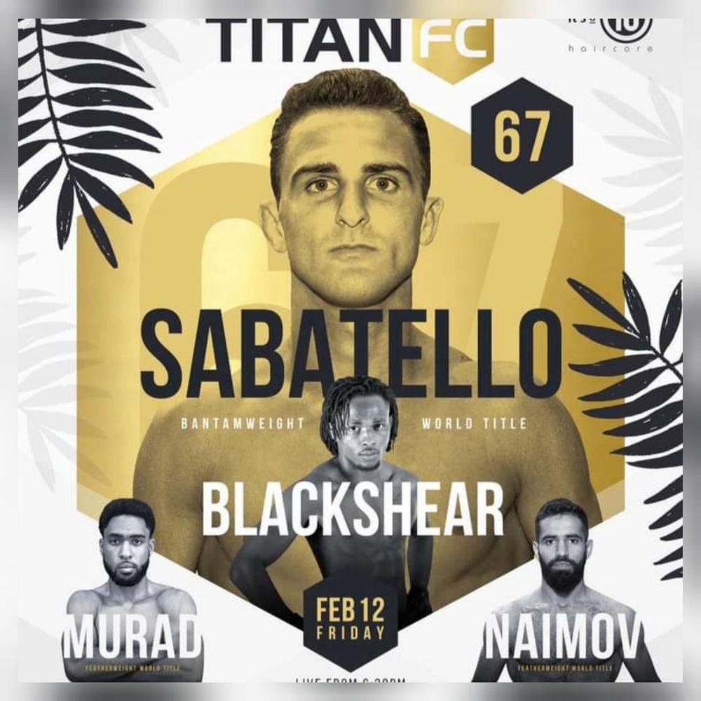 Titan FC 67