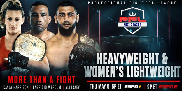 PFL, Professional Fighters League