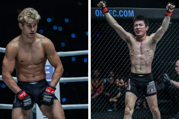 Sage Northcutt vs Shinya Aoki set for April 28th ONE on TNT
