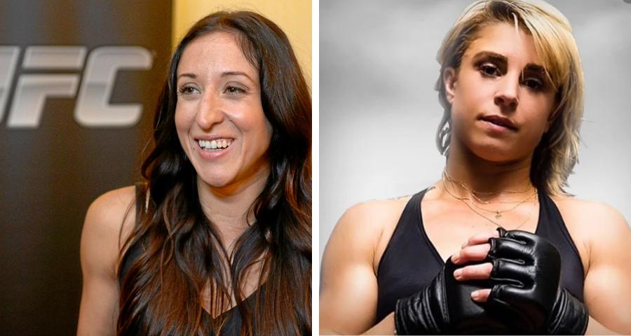 Jessica Penne vs Hannah Goldy set for UFC 260
