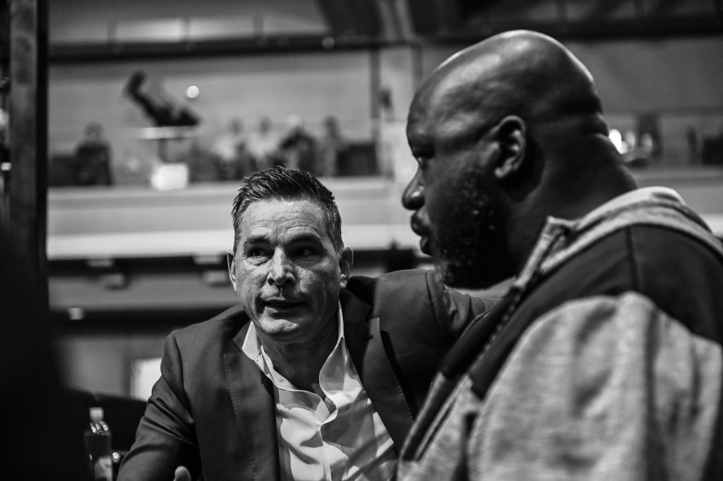 Shaquille O'Neal Looking to Invest in Bare Knuckle FC