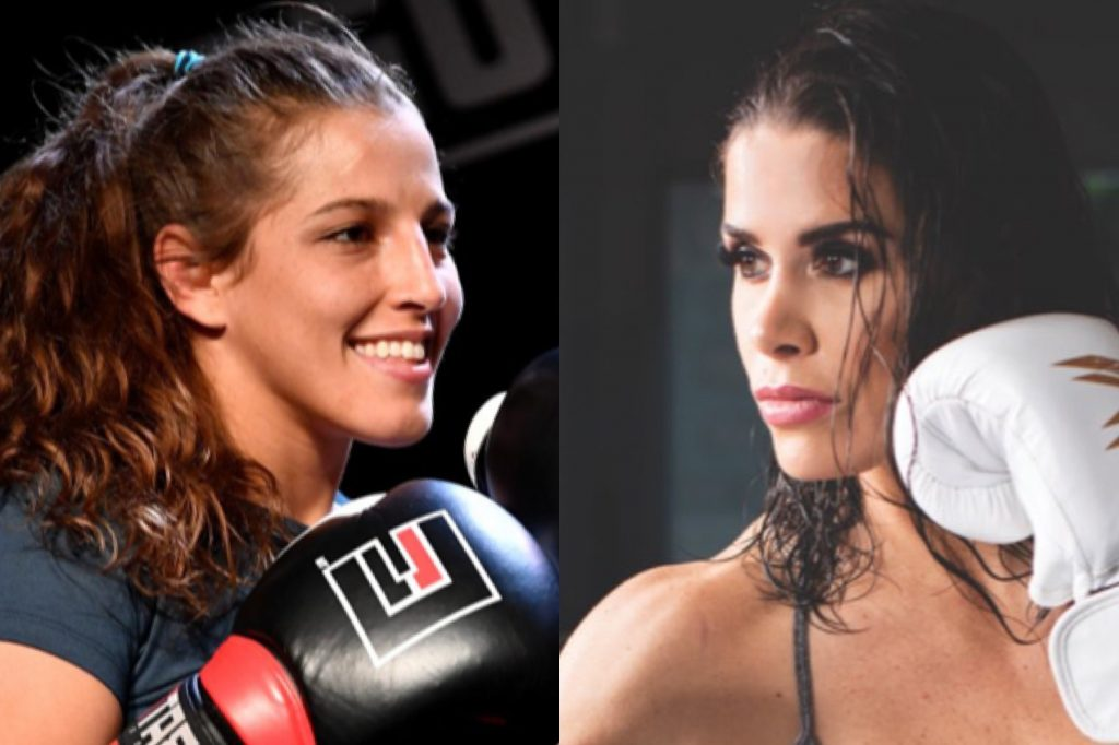 Felicia Spencer vs. Danyelle Wolf set for May 22 UFC event