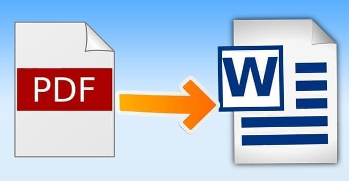 pdf to wordconverter,