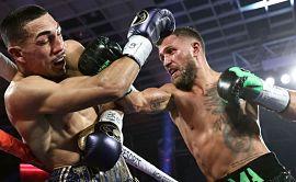 lightweight boxing