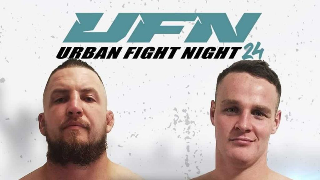 Urban Fight Night 24 - Official PPV Live Stream