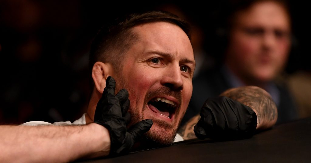 John Kavanagh believes a mistake made in preparation for UFC 257 led to Conor McGregor's loss to Dustin Poirier