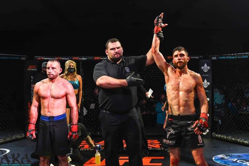AKA 13, Jesse Butler defeats Rey Trujillo