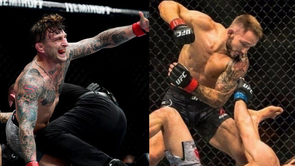 Gregor Gillespie vs. Brad Riddell