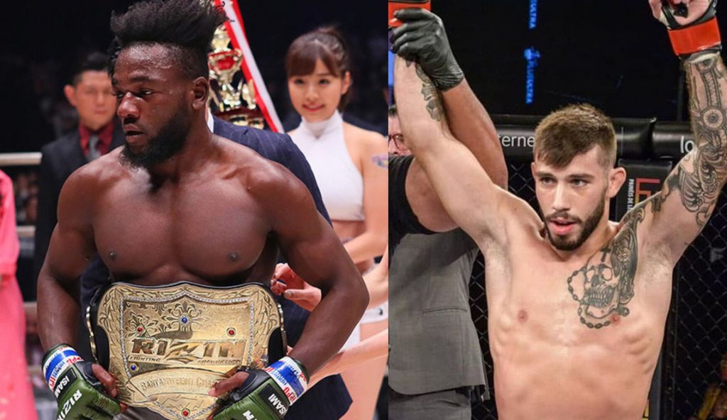 Manel Kape draws Matheus Nicolau this weekend at UFC Vegas 21