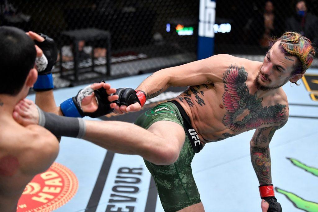 Sean O'Malley, UFC 260
