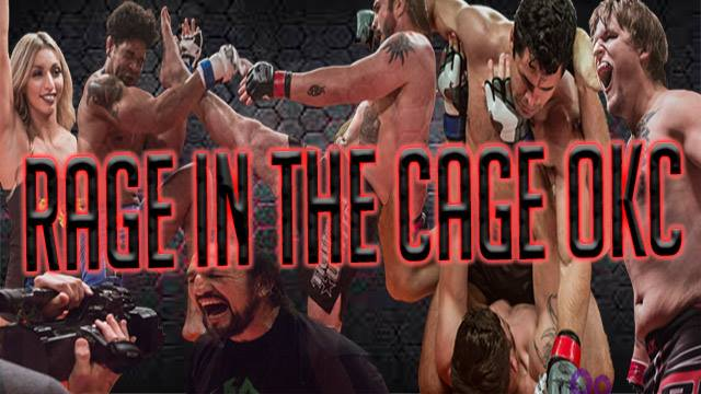 Rage in the Cage OKC 79 - Tommie Britton vs John King