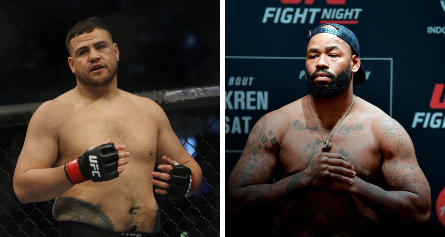 UFC Vegas 22, Tai Tuivasa vs Don'Tale Mayes, UFC Vegas 22