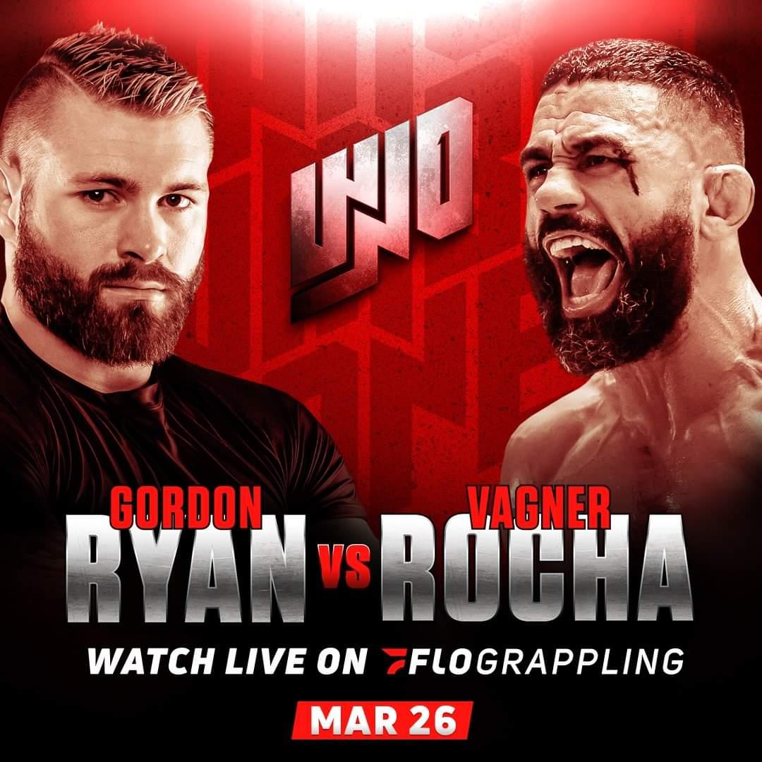 Gordon Ryan vs Vagner Rocha