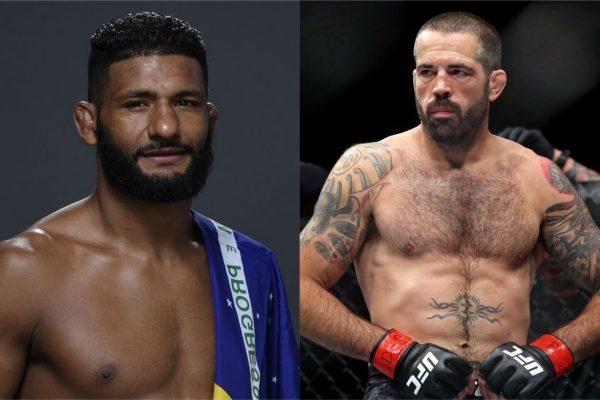 Dhiego Lima Gets Quick Turnaround - Draws UFC Vet Matt Brown on June 19 event