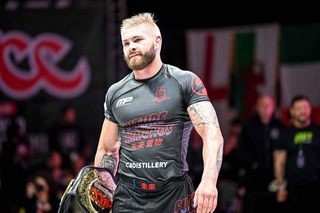 ONE Championship Signs Gordon Ryan