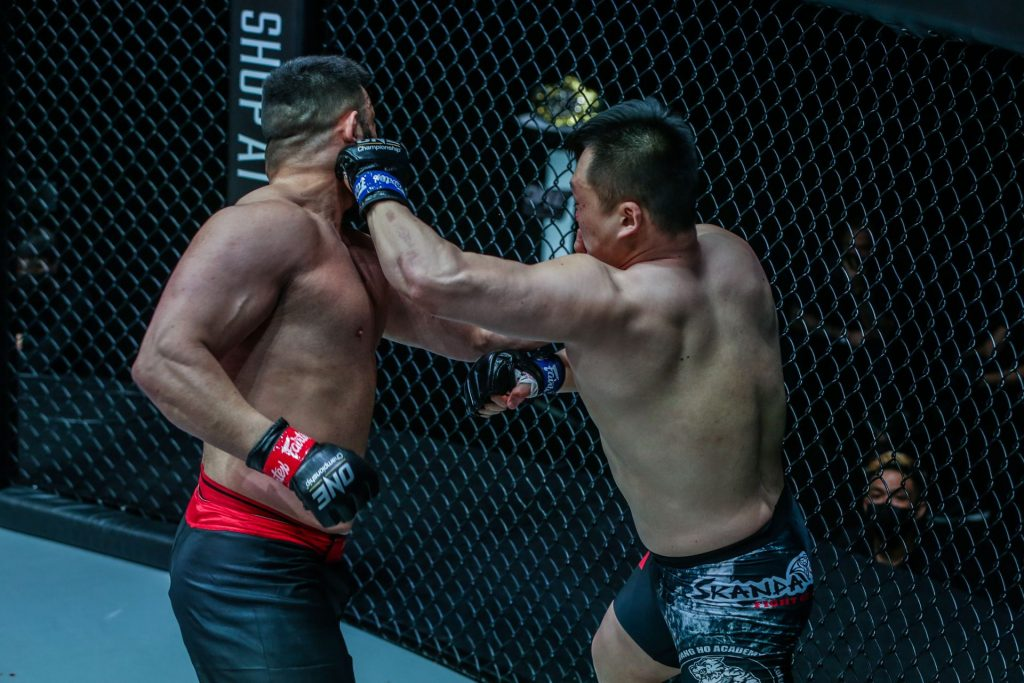 ONE: Fists of Fury II Results