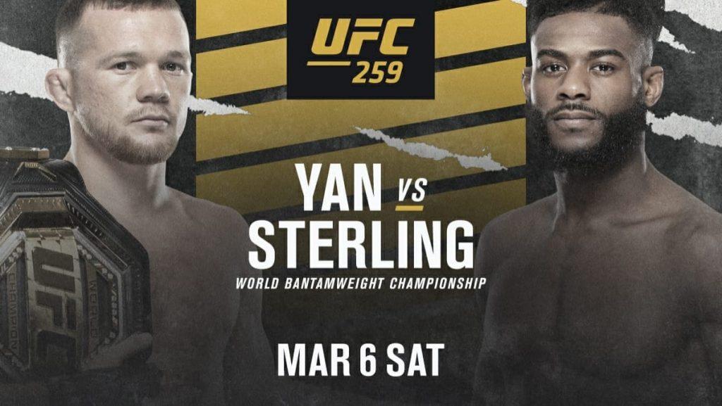 Petr Yan, UFC 259