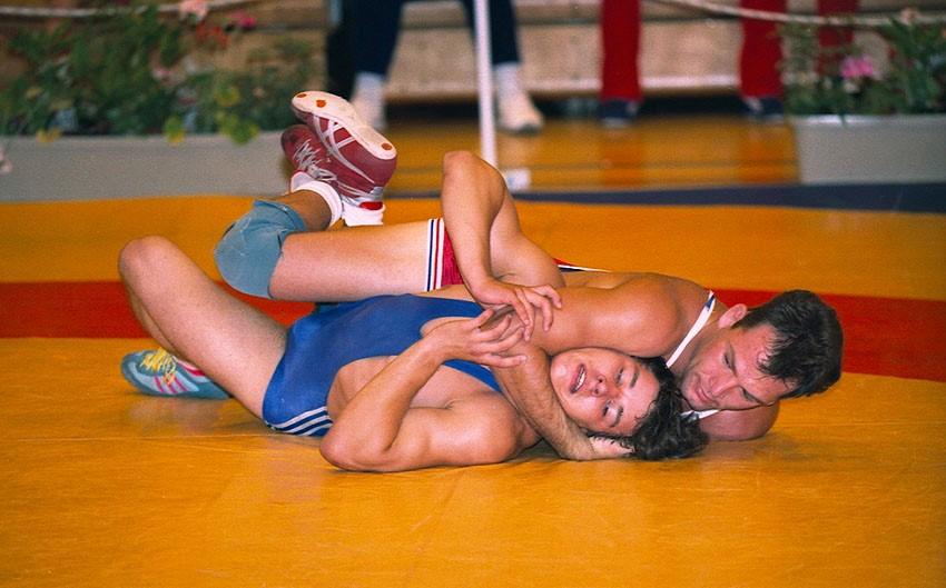 Freestyle Wrestling