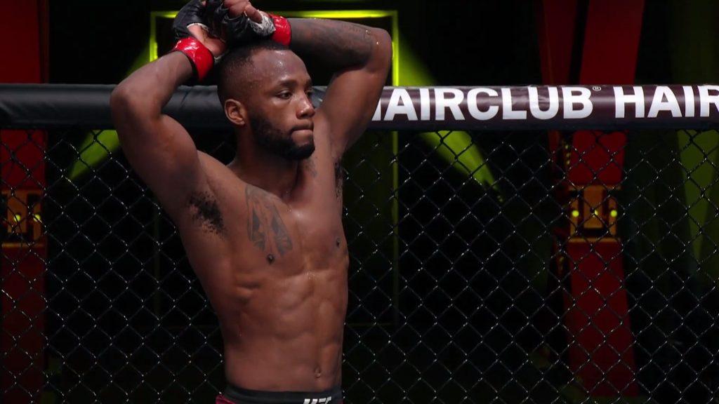 UFC Vegas 21, Leon Edwards vs. Belal Muhammad Ends In No Contest Via Eye Poke At UFC Vegas 21