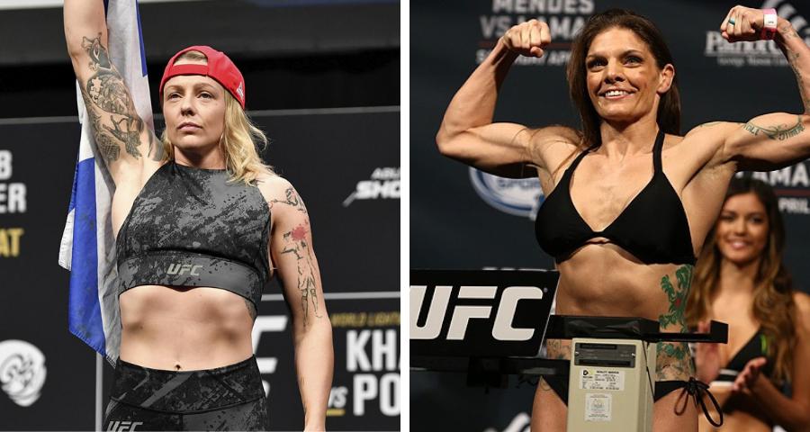 Joanne Calderwood vs Lauren Murphy set for June at UFC 263