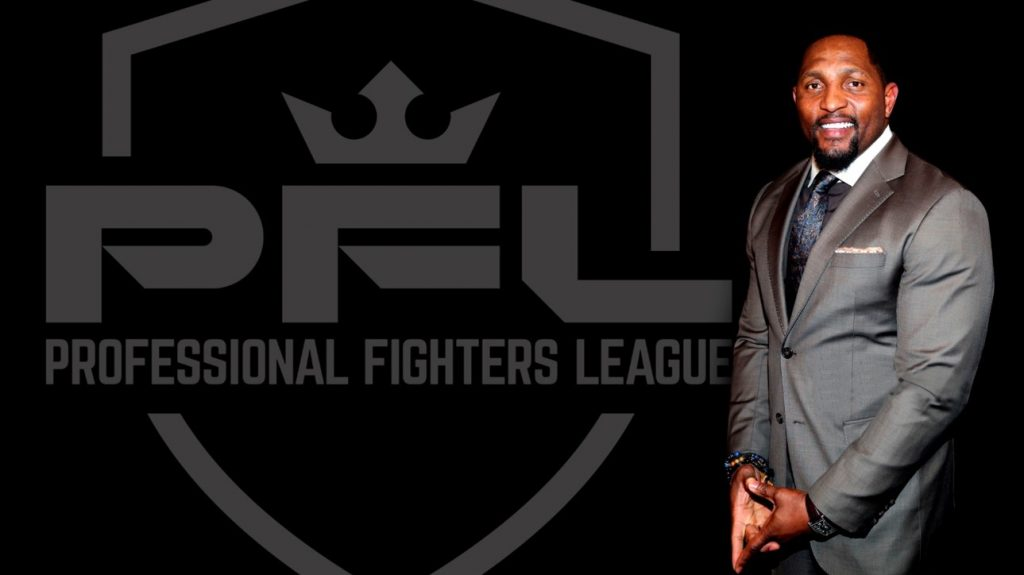 Pro Football Hall of Famer Ray Lewis appoints to PFL's newly formed Athlete Advisory Board