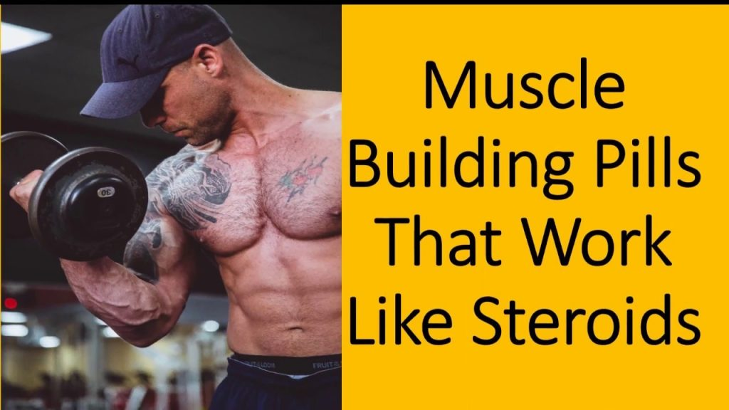 Muscle Building Supplements That Work like Steroids - Best Supplements for Muscle Growth 2021 Update