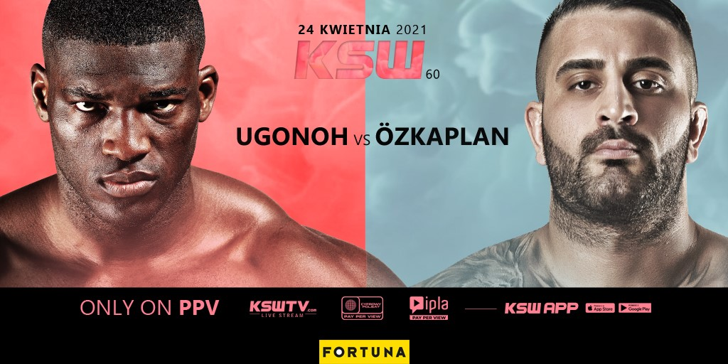 Former heavyweight boxing champ, Izu Ugonoh, has new opponent at KSW 60