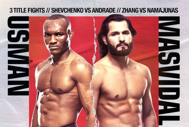 UFC 261 Main Card Preview: Three Title Fights & Two Rematches