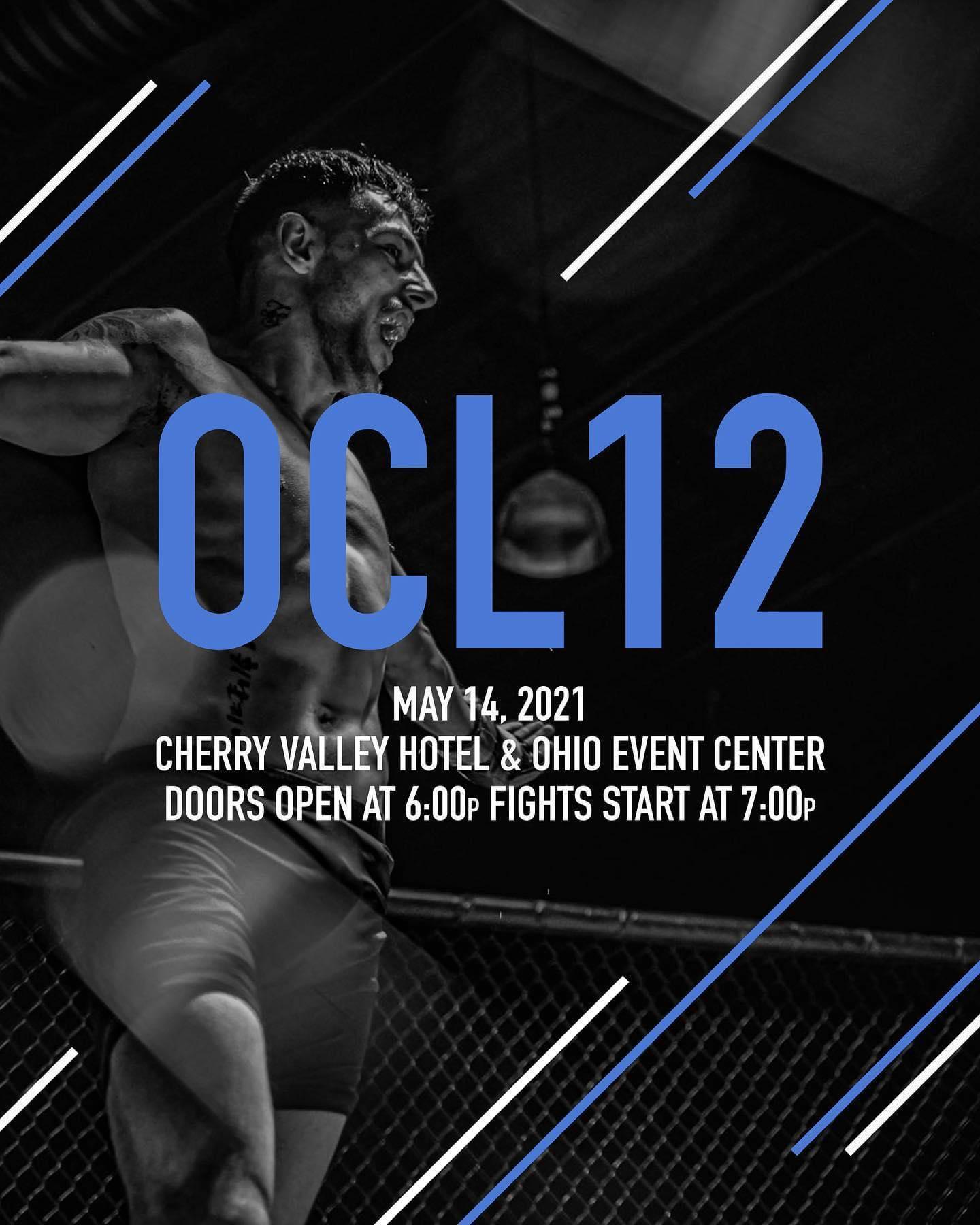 Ohio Combat League, OCL 12
