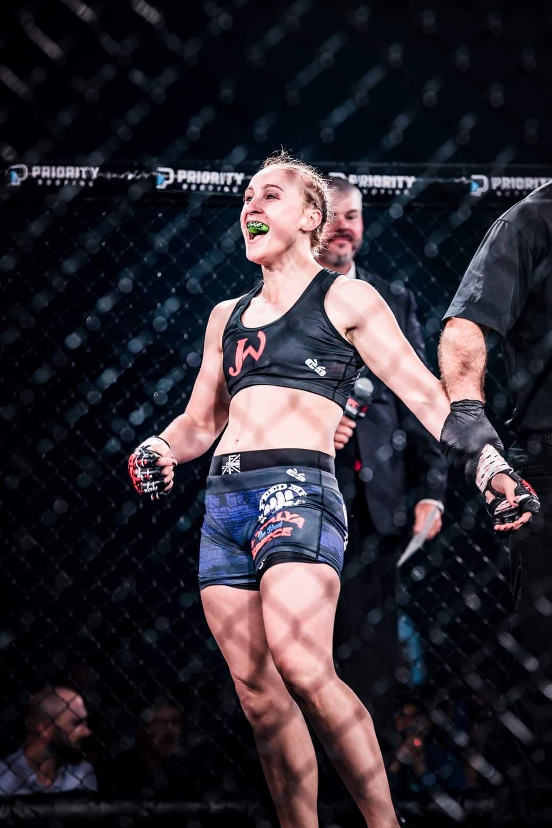 ACA 14, Natalya Speece wins by first-round TKO