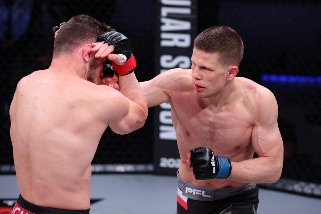 Marcin Held Defeats Natan Schulte in PFL Debut