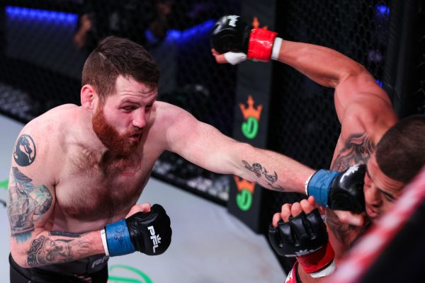 Clay Collard Upsets Former WEC & UFC Champ Anthony Pettis At PFL 1 - 2021
