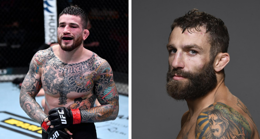 "Undefeated Sean Brady wants ""food on his plate,"" calls for fight with Michael Chiesa"