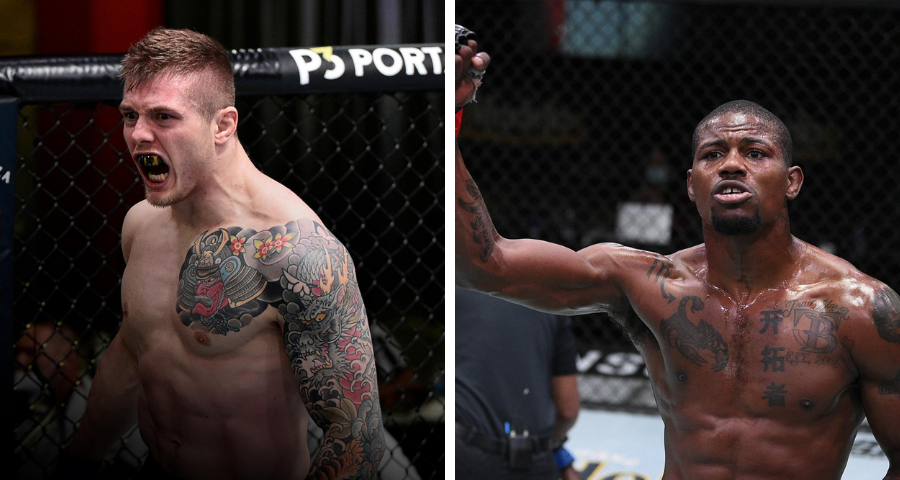 Marvin Vettori vs Kevin Holland restructured as UFC on ABC 2 main event