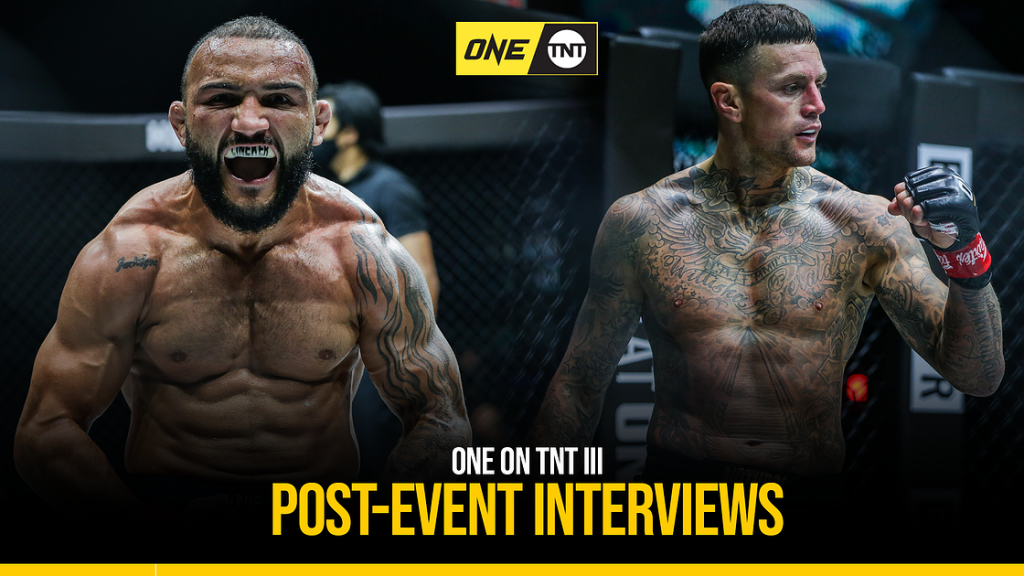 ONE on TNT III Post-Event
