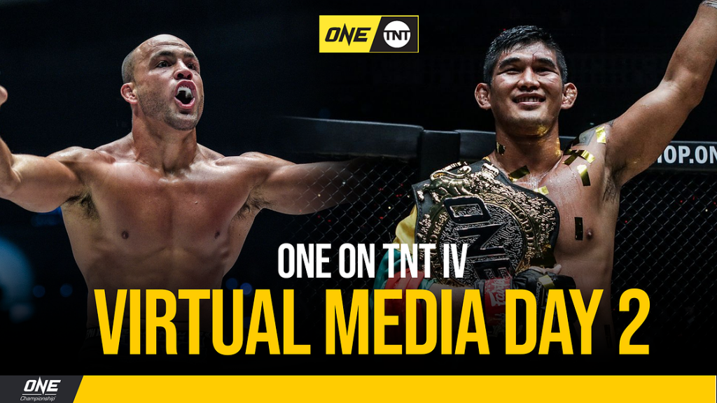 ONE on TNT IV Media Day