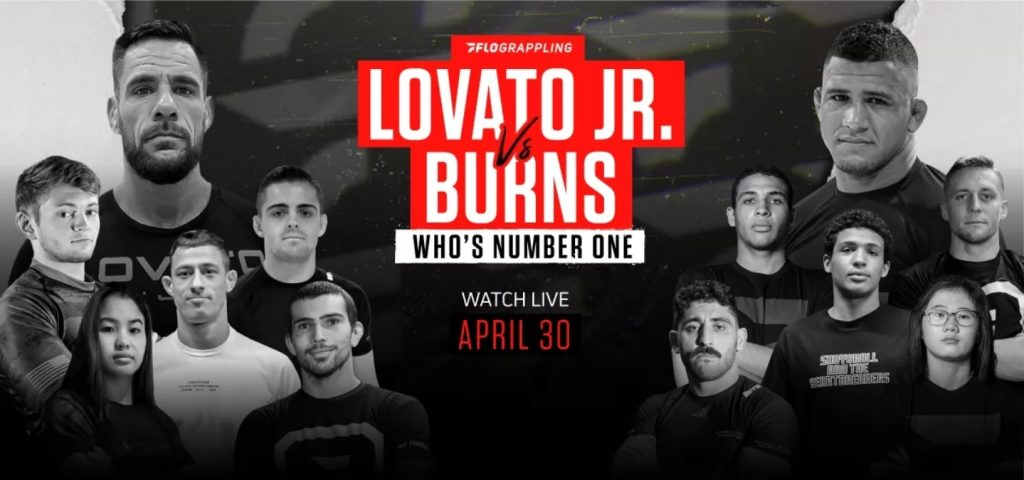 Who's Number One: Rafael Lovato Jr. vs. Gilbert Burns