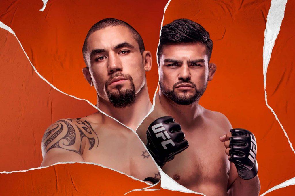 UFC Vegas 24 results - Whittaker vs. Gastelum