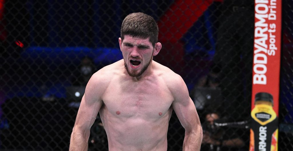 Promising UFC Flyweight Jimmy Flick Abruptly Retires