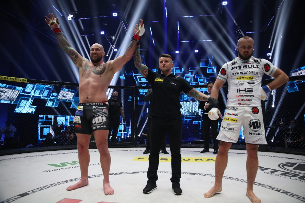 KSW 60 Results: Champions Retain & Head Kick KO's