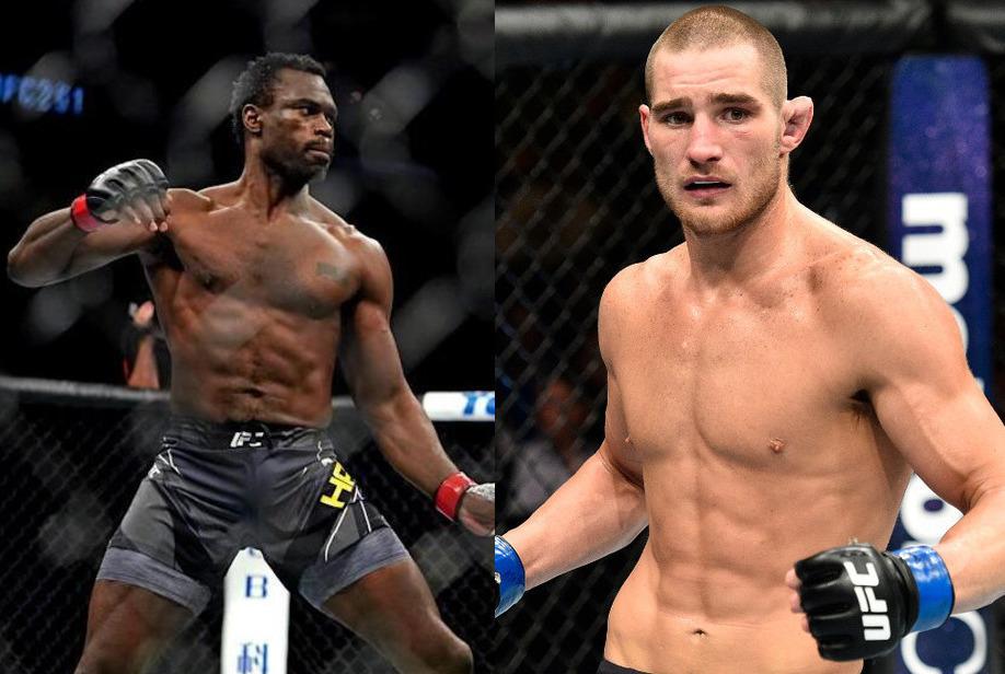 Uriah Hall vs. Sean Strickland Added To UFC 265