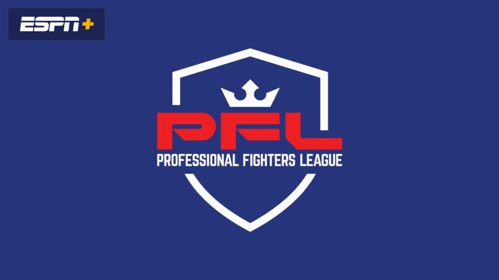 PFL 3 Media Day