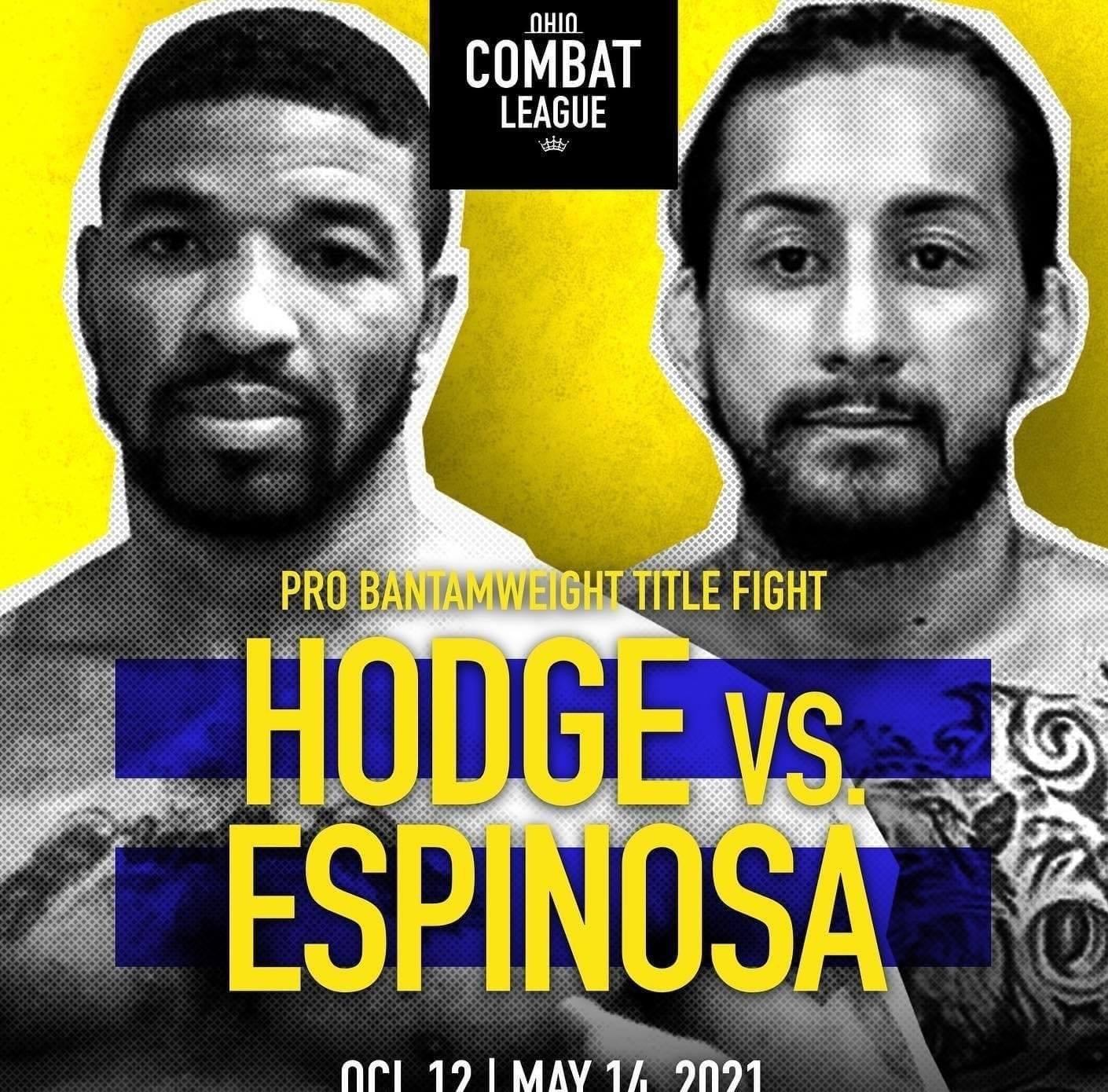 Tommy Espinosa vs Jerrell Hodge, OCL 12