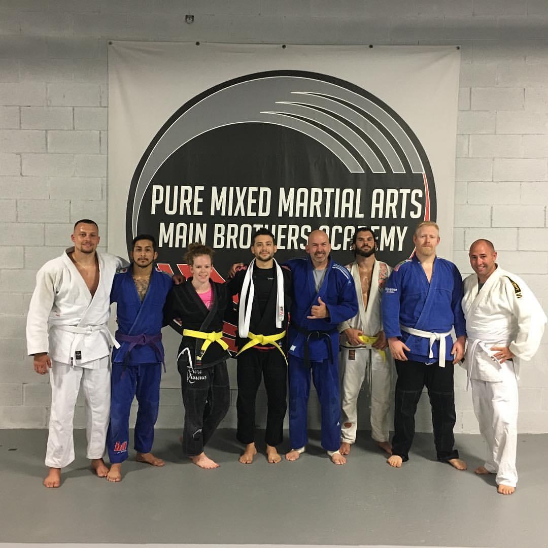 Pure Mixed Martial Arts, Tommy Espinosa