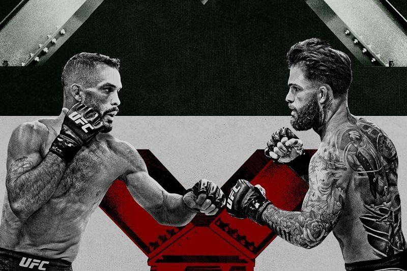 UFC Vegas 27 results - Font vs. Garbrandt
