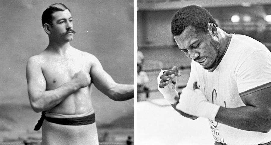 Fantasy Boxing Matchups: John L. Sullivan vs Joe Frazier