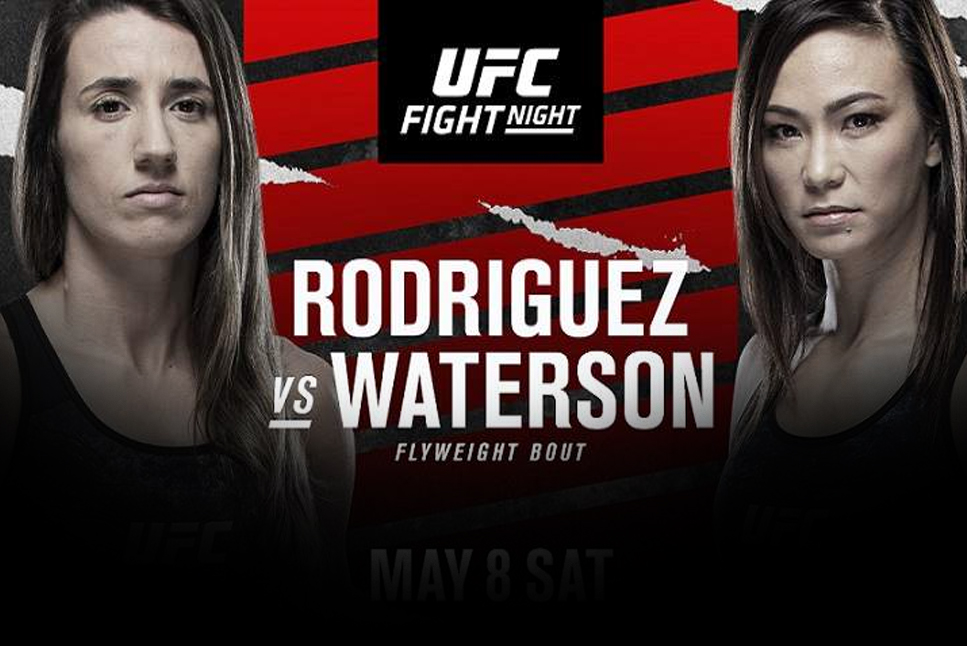 Marina Rodriguez outpoints Michelle Waterson in stand up battle