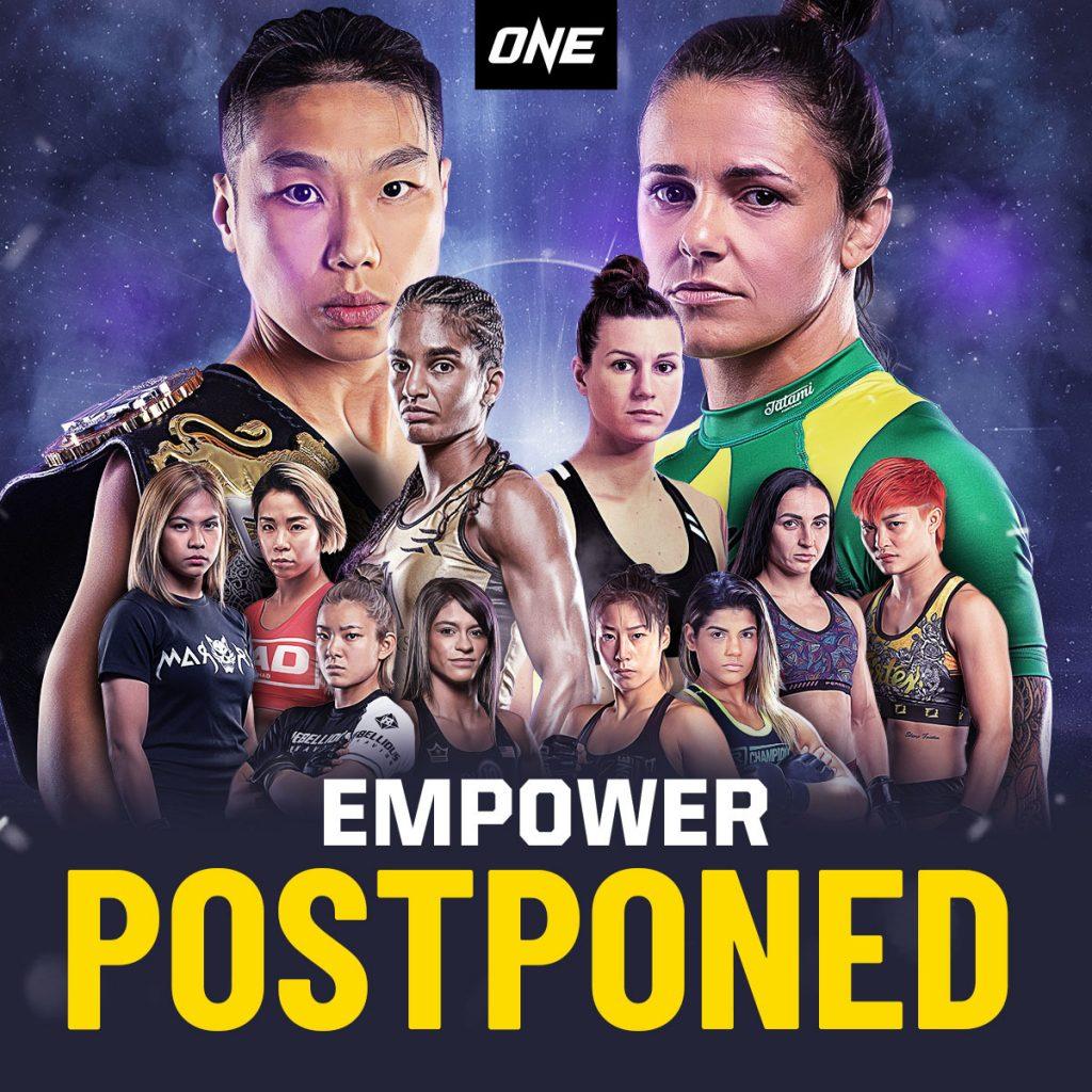 ONE: Empower postponed