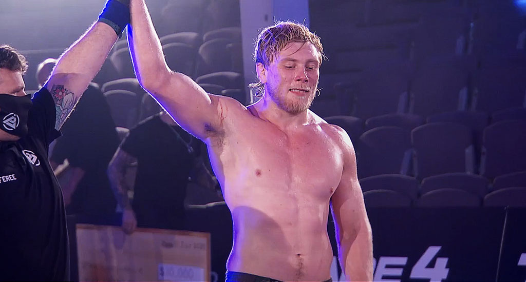 Freddie Vosgrone, BJJ Standout to make MMA Debut at LFL 1